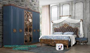 Kamar tidur set pengantin mewah modern retina eye Stt-203
