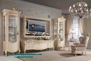 Set bufet tv duco klasik mewah dan berkualitas Bt-188