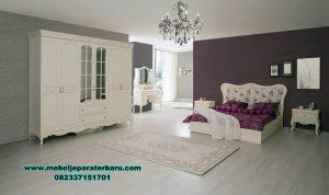 Set tempat tidur duco Jepara modern minimalis venus Stt-216