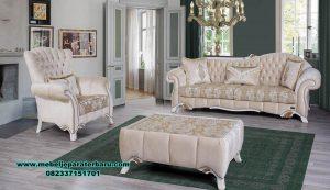 Sofa tamu set klasik mewah nazar klasik Sst-387