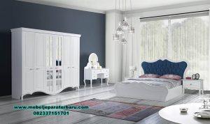 Jual set kamar minimalis modern blue sea Stt-230