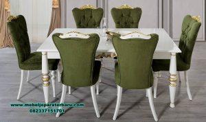 set meja makan duco modern model terbaru yasmine smm-385