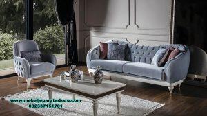 Set sofa tamu valentin modern minimalis model terbaru Sst-396