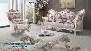 Sofa tamu set modern luks mewah siraz Sst-394