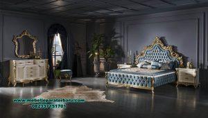 Kamar set eropa luxury gold duco termewah Stt-236