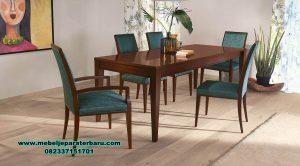 model kursi makan set minimalis gustav smm-395
