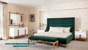 model set tempat tidur modern klasik rohana Stt-247
