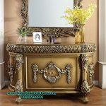 set dresser table mirror mewah elegan terbaru mrk-180