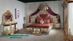 Set kamar tidur classic mewah margarett Stt-244
