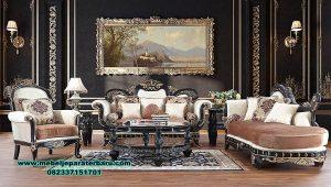 set sofa tamu arnold mewah ukiran klasik sst-436