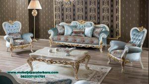 sofa ruang tamu duco modern model delia sst-437