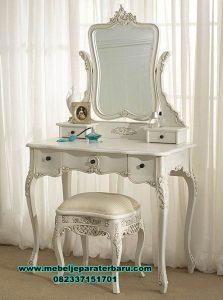 set meja rias anak perempuan duco modern mrk-210