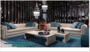 set sofa ruang tamu apartemen modern sst-446