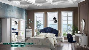 set tempat tidur anak perempuan modern mewah duco stt-278