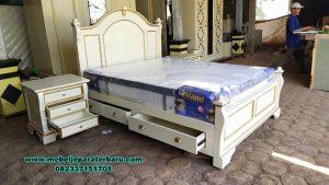 set kamar tidur duco laci model desain terbaru stt-283