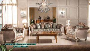 sofa tamu jati jepara model klasik minimalis sst-450