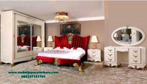 1 set model kamar tidur mewah klasik terbaru stt-290