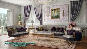 model sofa ruang tamu klasik modern teanuk sst-456