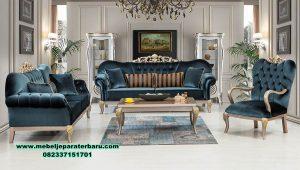 Set sofa tamu amara modern mewah Sst-458