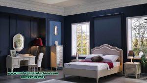 1 set kamar tidur pengantin model klasik terbaru stt-296