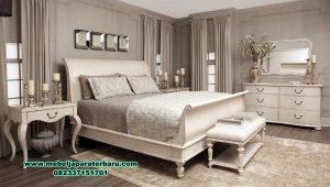 Bedroom set vintage duco white modern furniture Stt-300