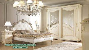 Set kamar tidur klasik sahara mewah Stt-302
