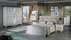 Set tempat tidur minimalis majapahit klasik duco Stt-299